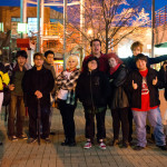 A few small groups went to Chinatown afterward.