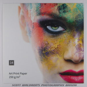 14 Art Print Paper, Full