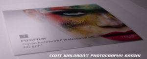 3 Silk Portrait, Reflection